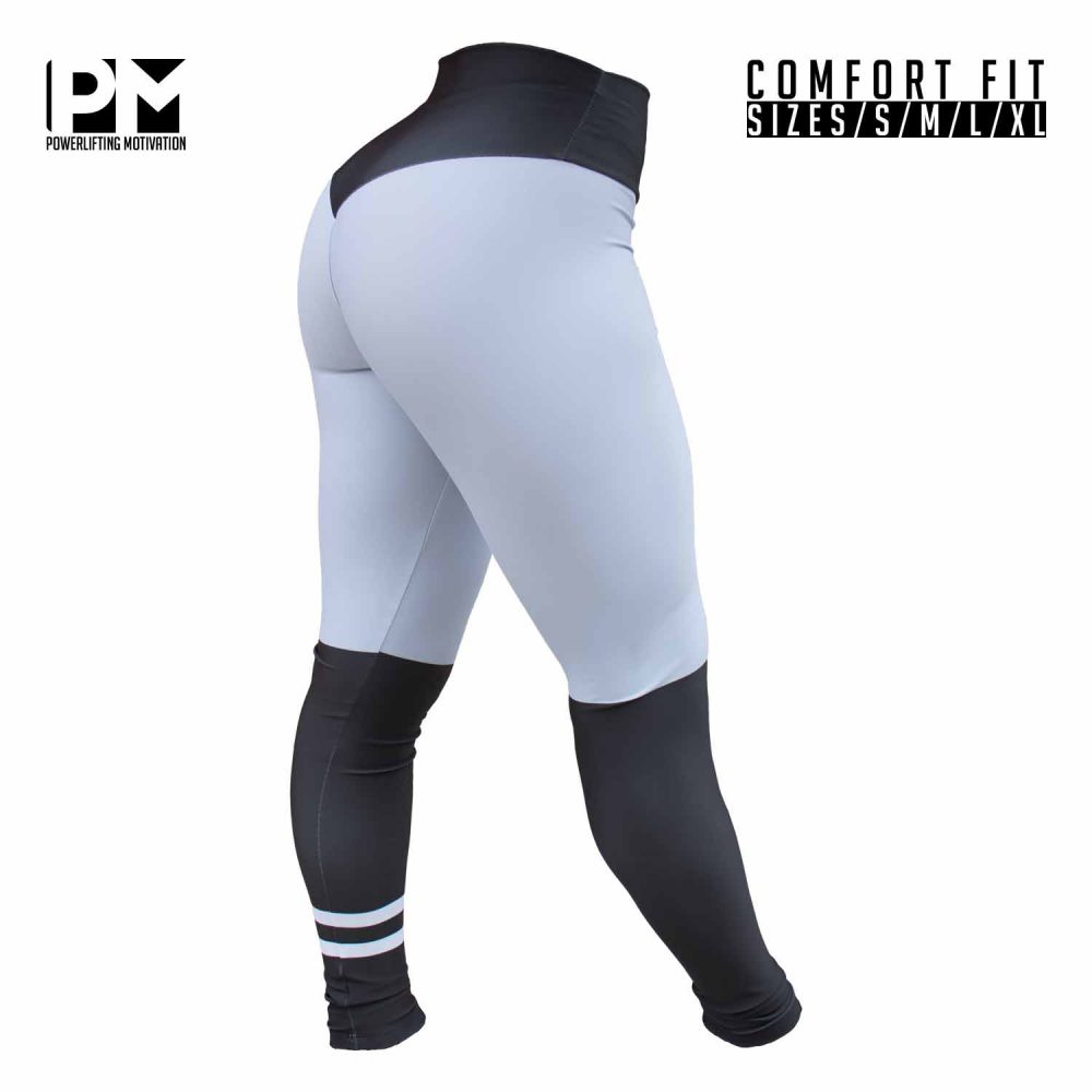 powerlifting motivation comfy legging back