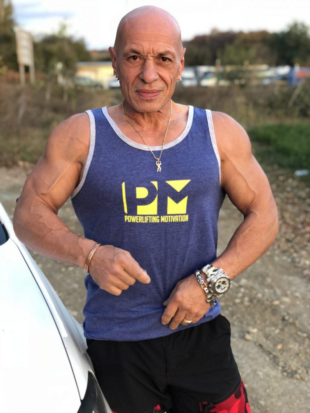 PM Gym Tank
