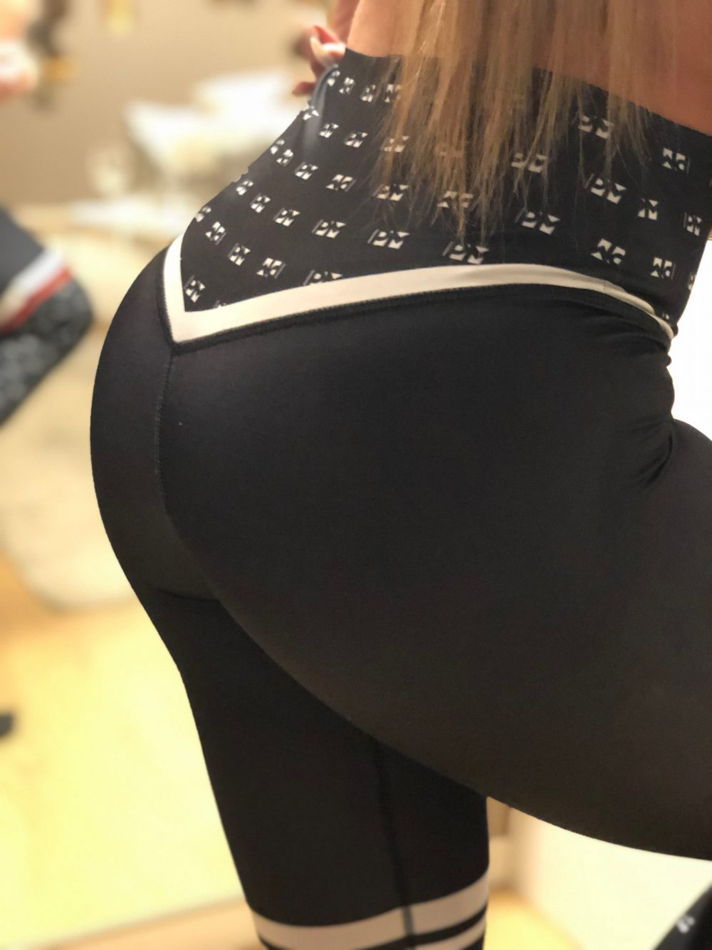 Powerlifting Motivation PM leggings