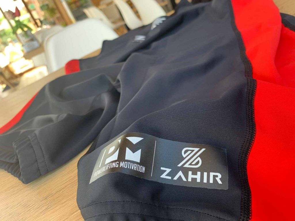 PM/ZAHIR lifting singlet