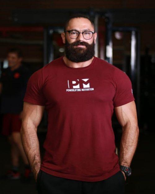 PM Maroon T-shirt Ramil Akmad