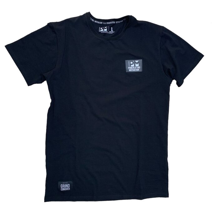 Black unbasic tshirt