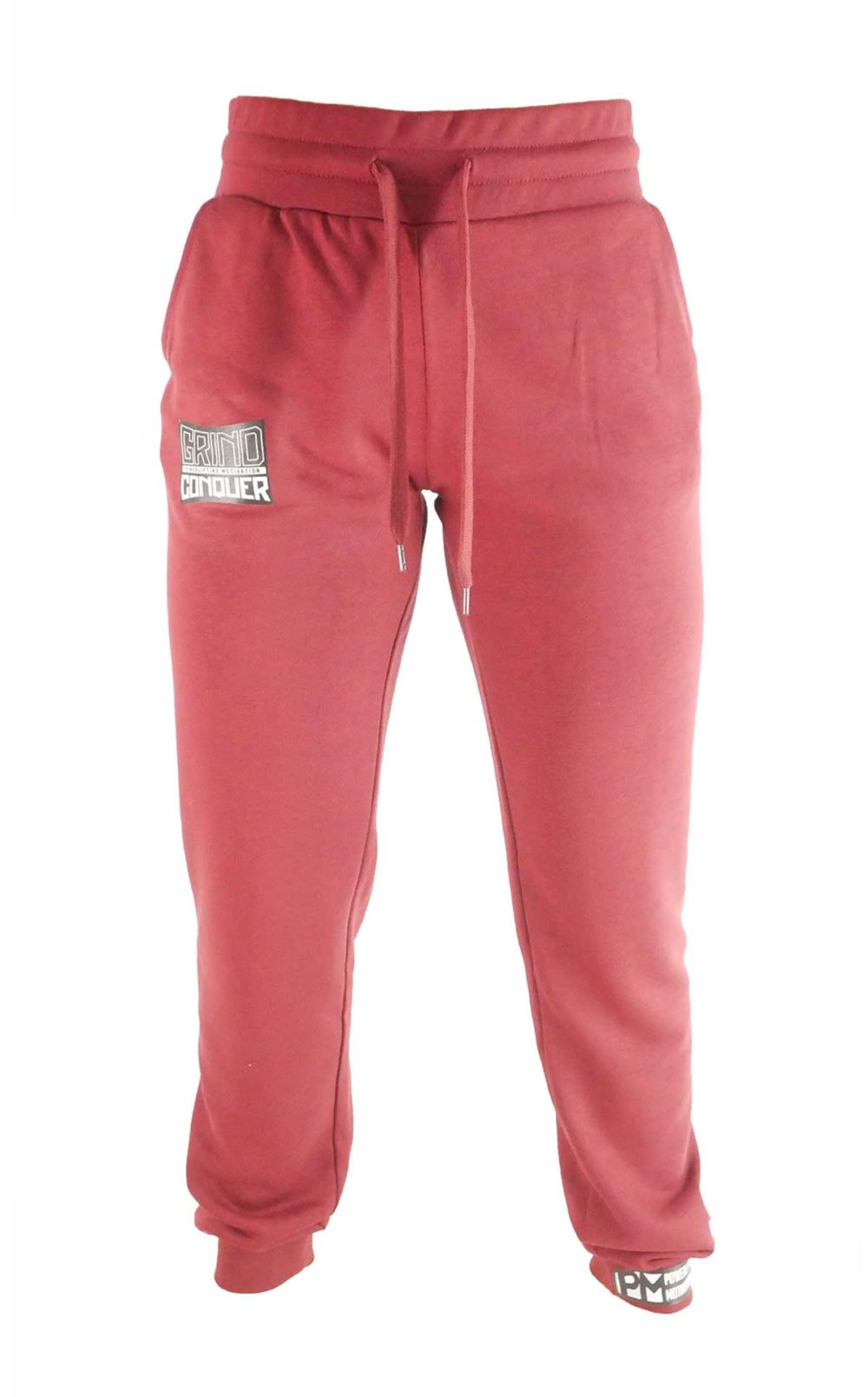 PM women's jogger pants carriage red