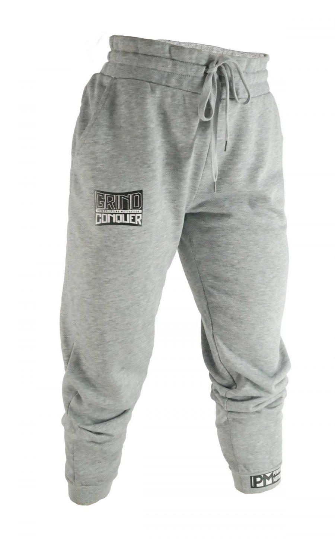PM women's jogger pants mid grey