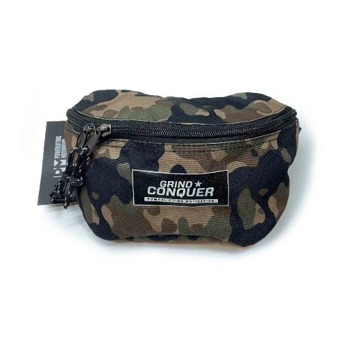Camo PM fanny pack