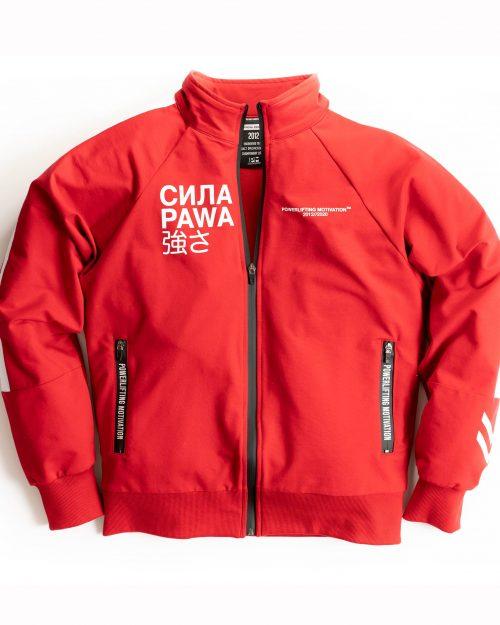 pawa red pm jacket 2020