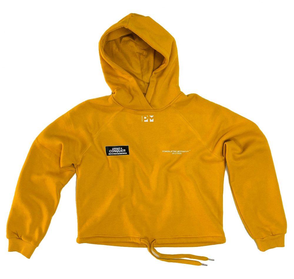 mustard crop hoodie pm
