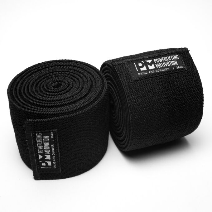 PM knee wraps soft
