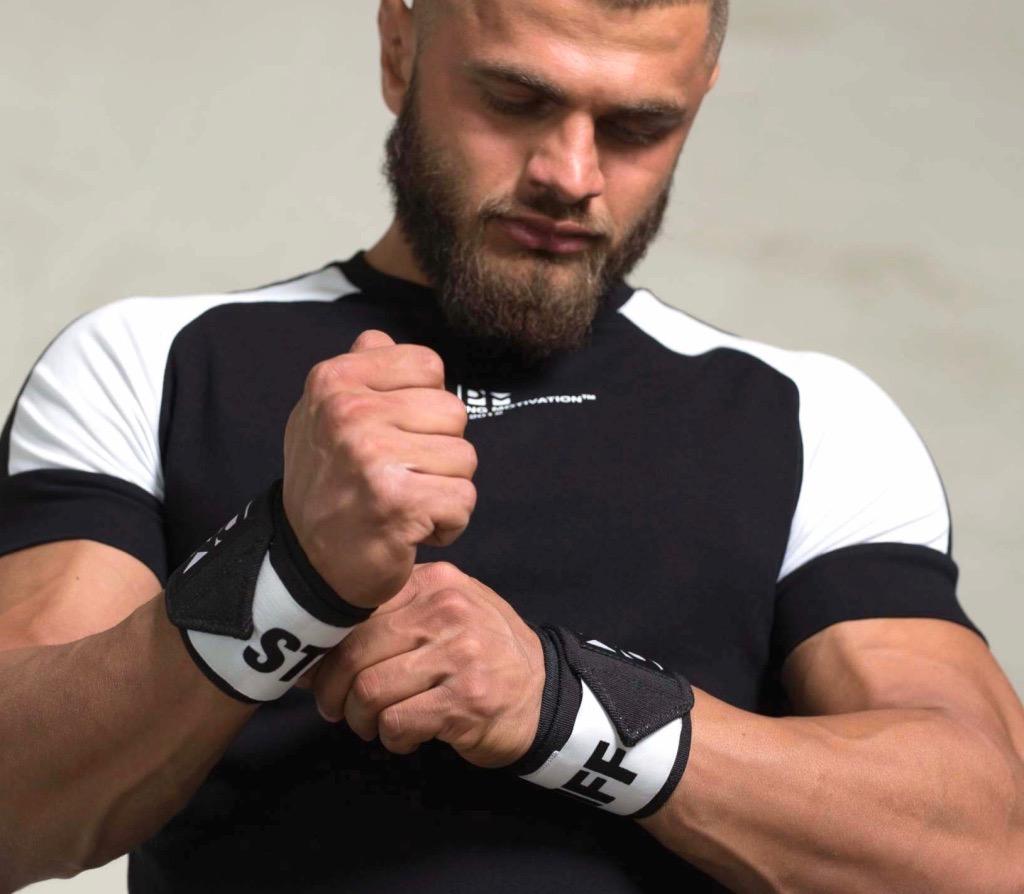 powerlifting motivation pm stiff wrist wraps