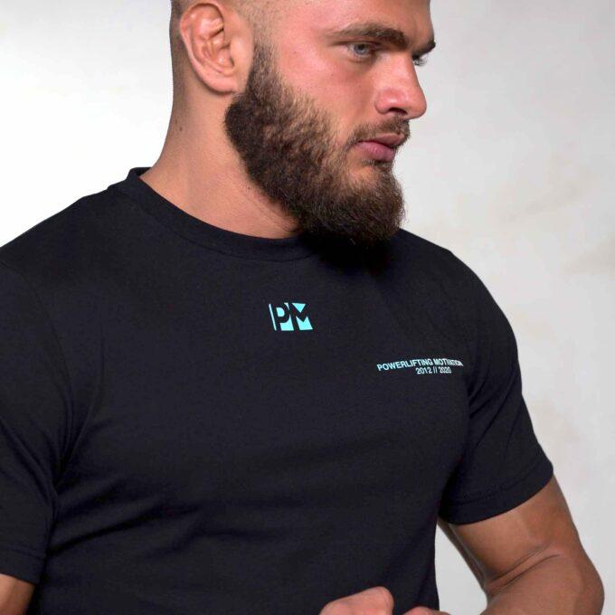 2020 Powerlifting Motivation T-shirt northern lights