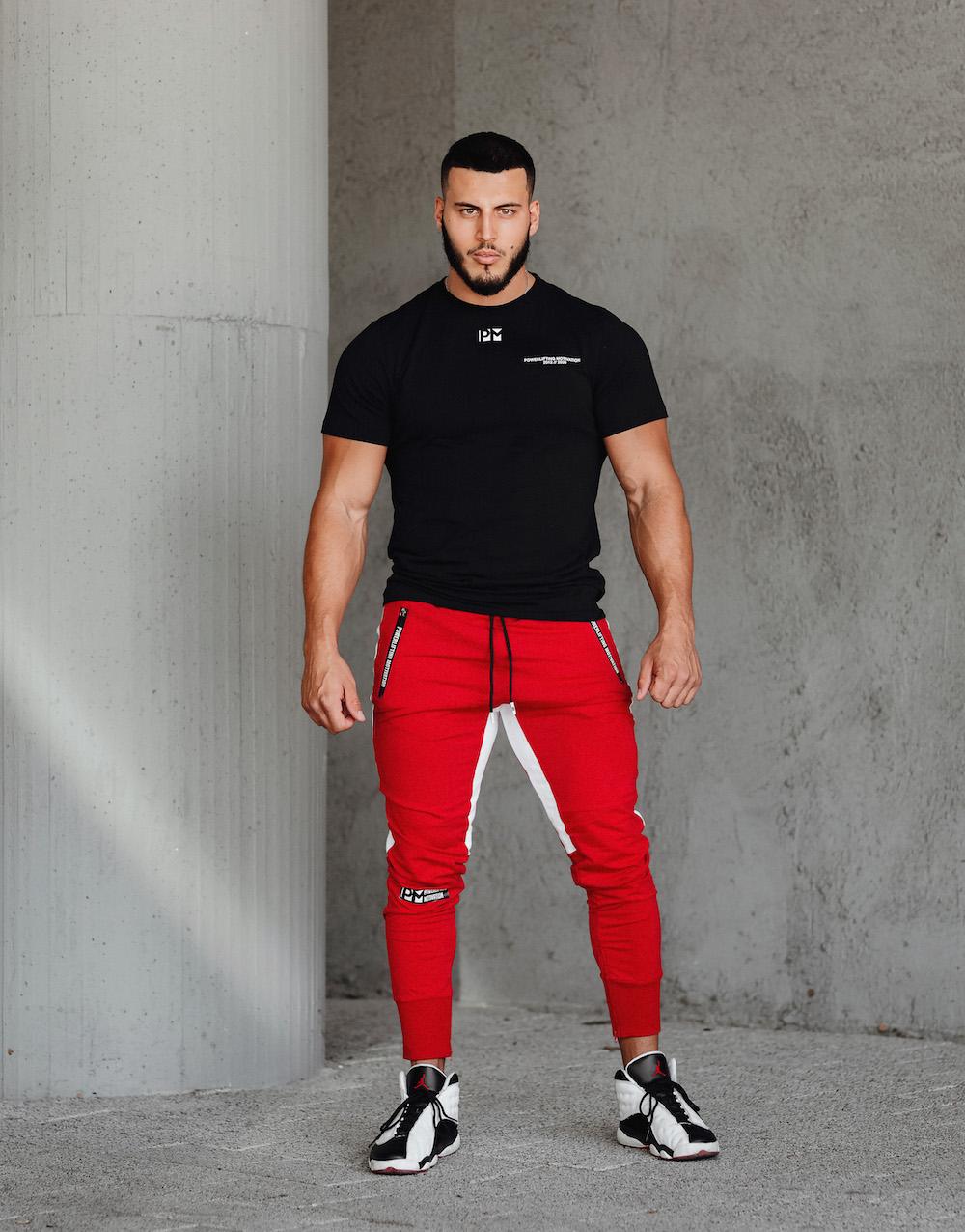 2020 PM black & Track pants