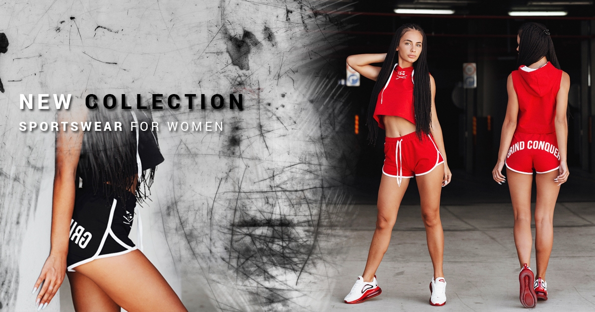 PM New Collection WMNS Banner