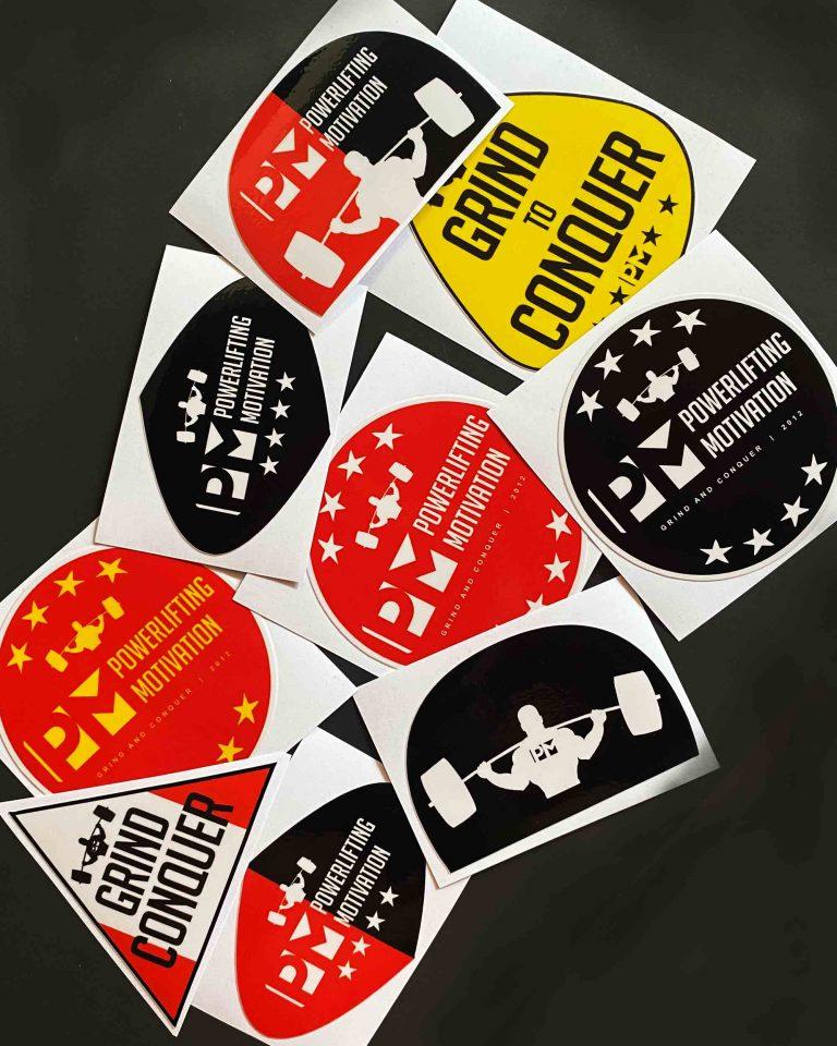 PM Sticker Pack