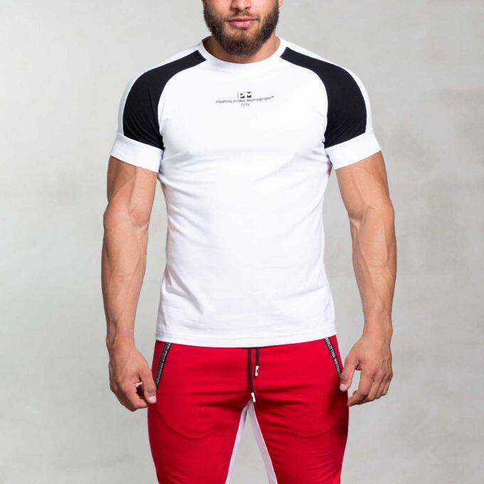 PM Flex White T-shirt