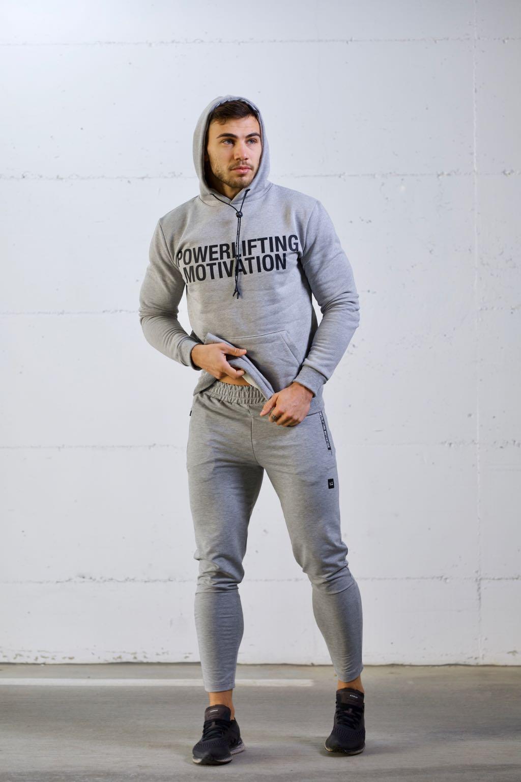 PM rhino grey lockdown outfit