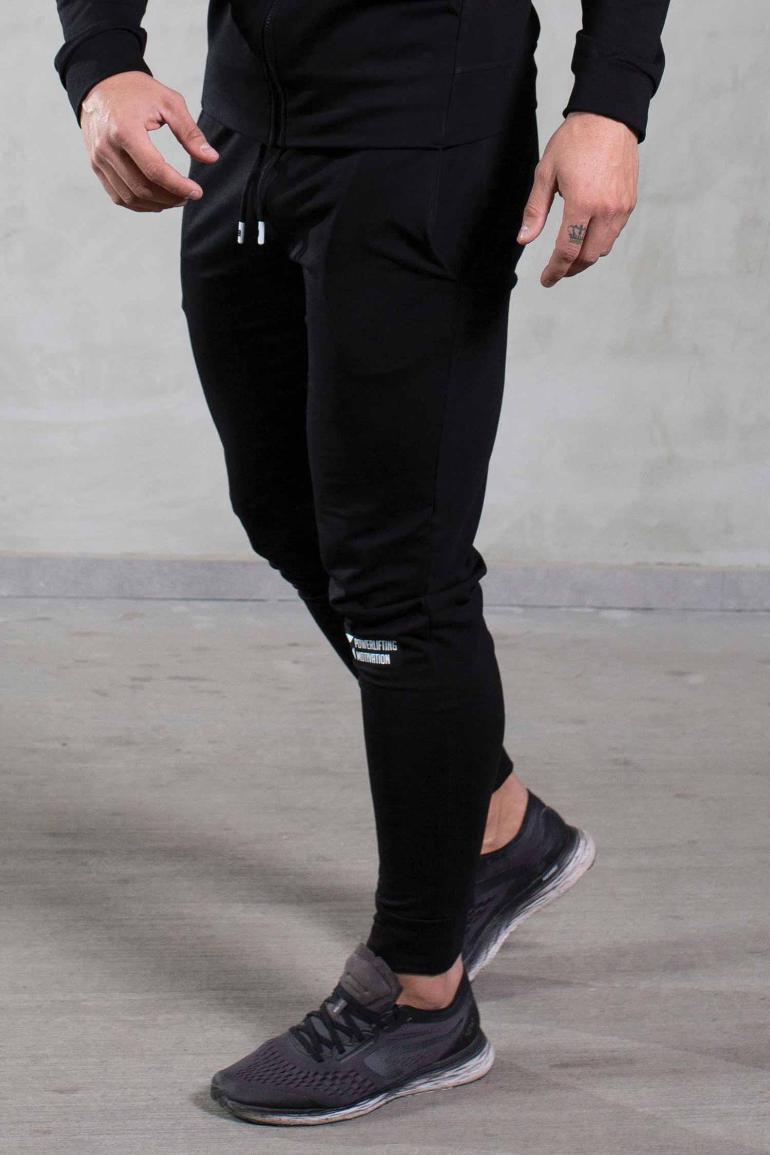 essentils-black-pants-front