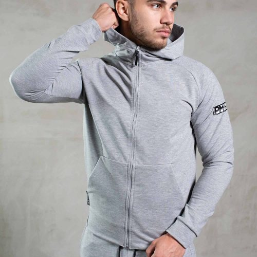 PM ESSENTIALS RHINO GREY TRACK SUIT