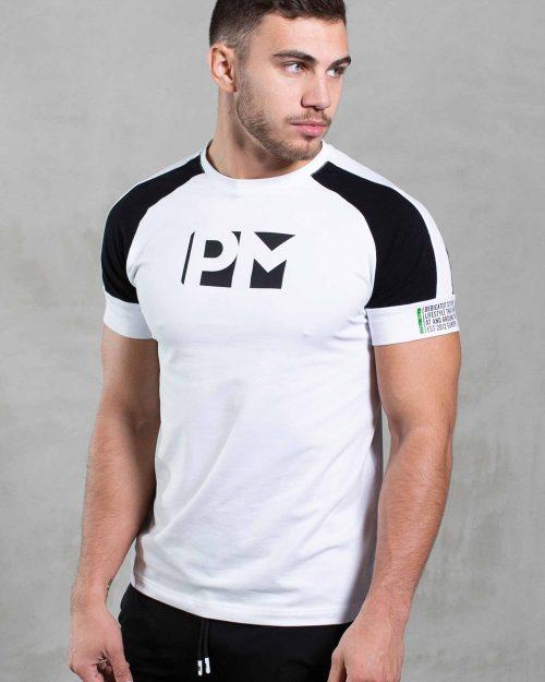 pm flex white front
