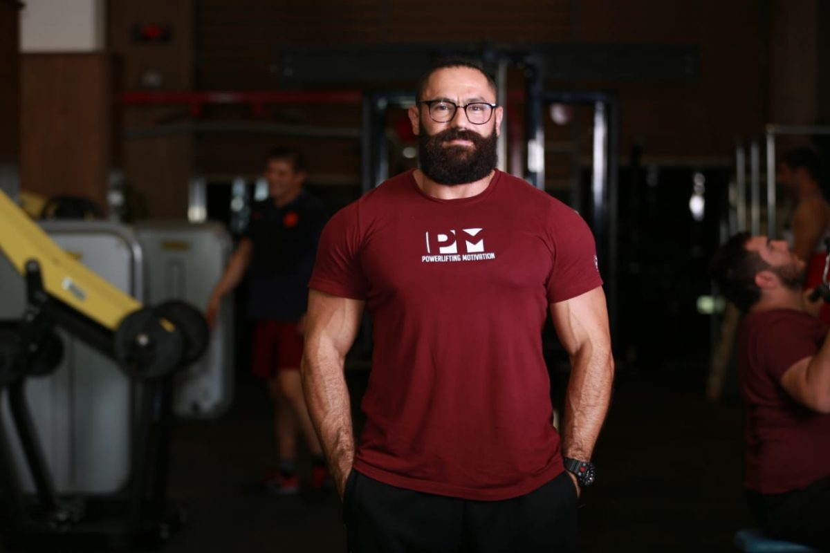 Powerlifting Motivation Shipping policy
