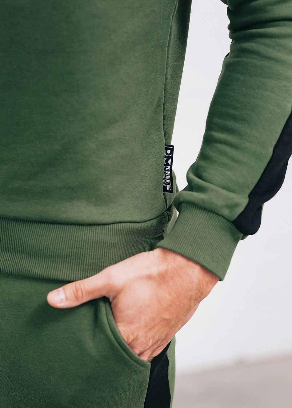 adapt-a-green-sweatshirt-side-label