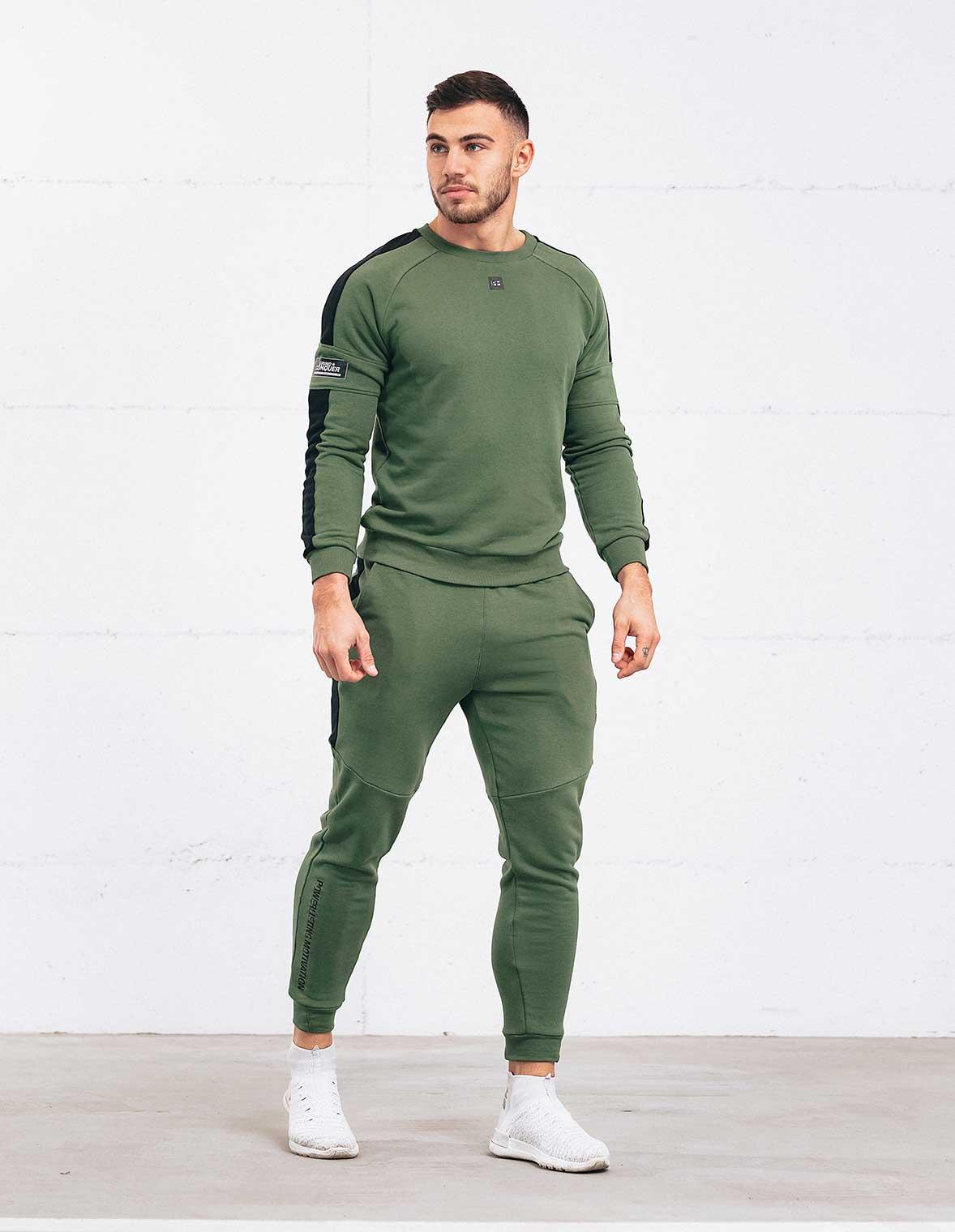 Adapt Army Green Sweatpants