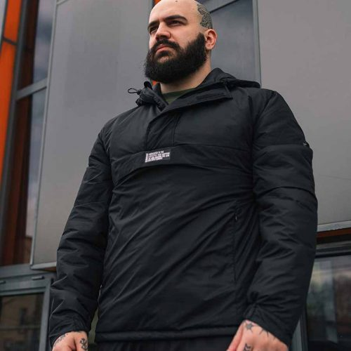 PM Hooded Windbreaker Pro Jacket