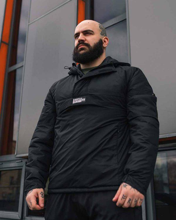 PM Hooded Windbreaker Pro Jacket