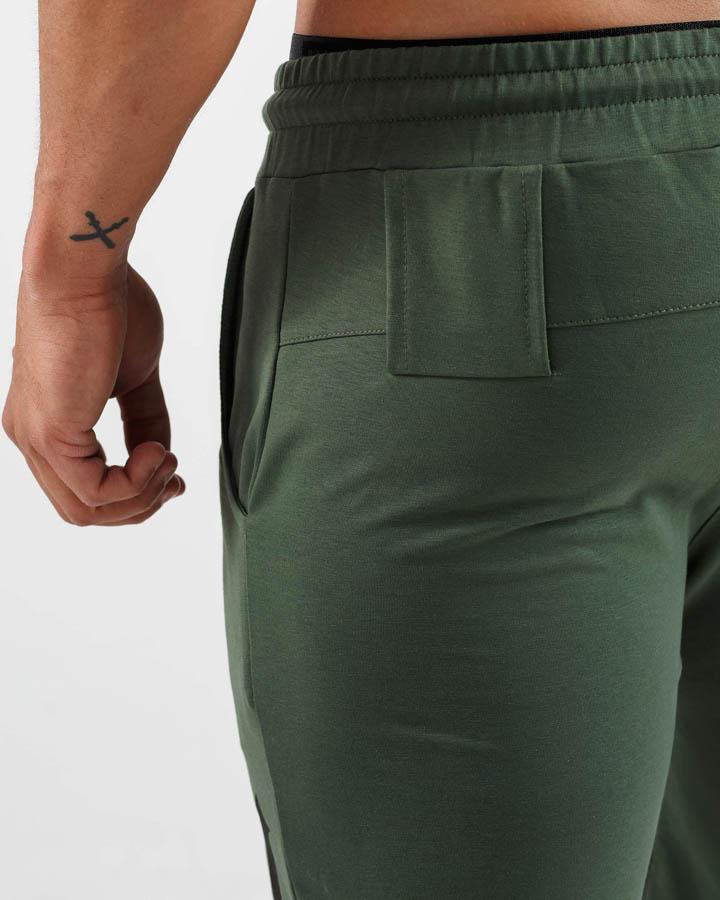 Hunter Green Shorts
