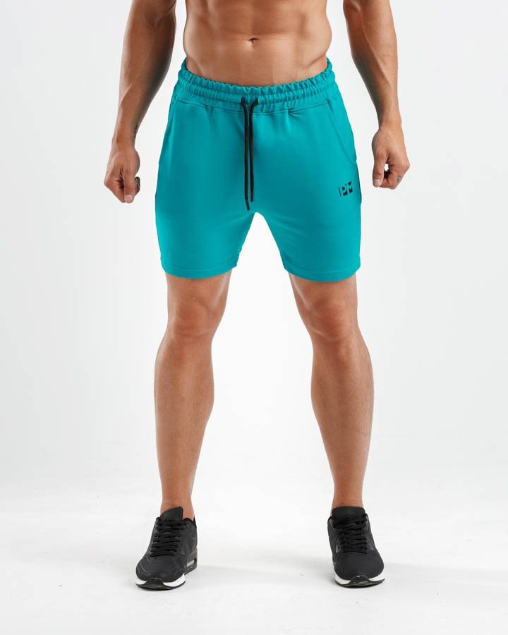Light Teal shorts