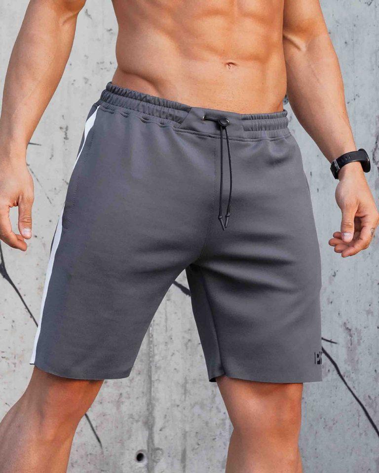 PM titan shorts grey