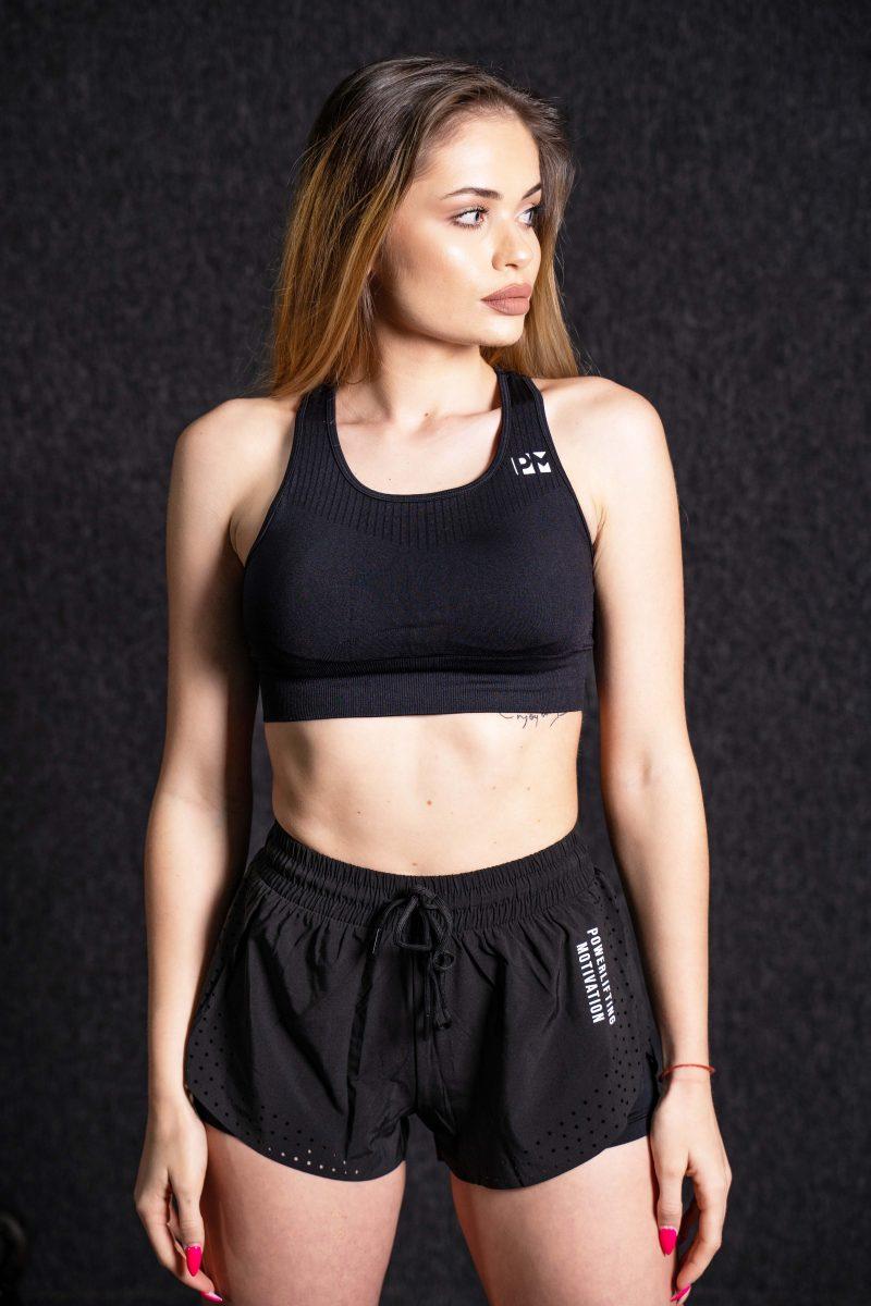 Adapt Mid Rise Shorts