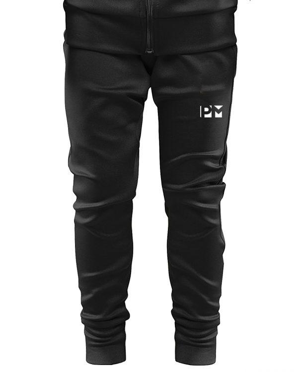 JOGGERS black PM_team kit