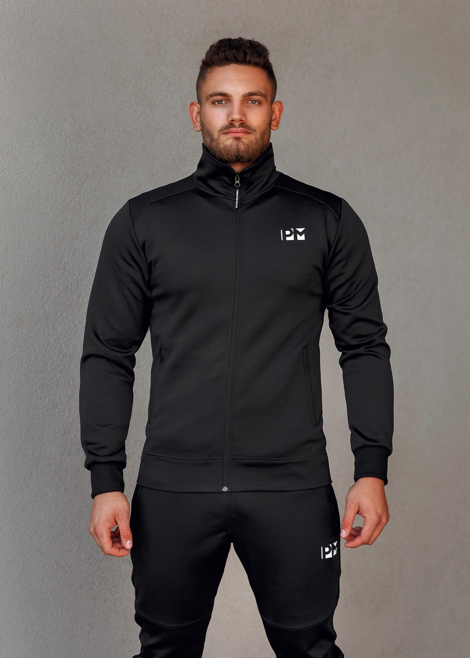 team kit 22 jacket black